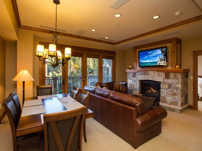 Photo for Catamount Northstar Village, Luxury Condo ski-in/ski-out