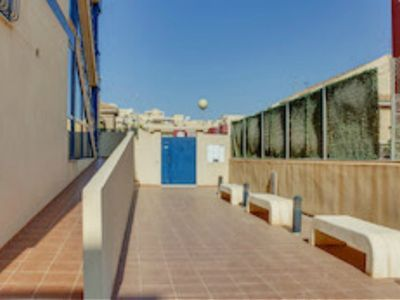 Photo for Apartment with large terrace and views of Bahía de Mazarrón