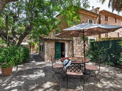 Photo for 3-Bedroom traditional Soller stone house with a great garden