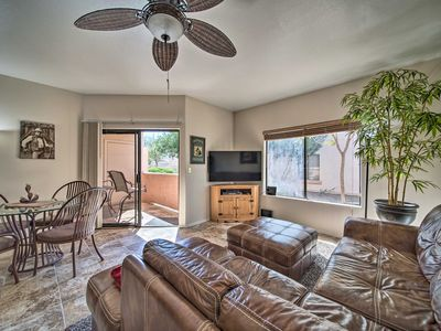 Photo for NEW! West Phoenix Condo w/ Pvt Patio & Pool Access
