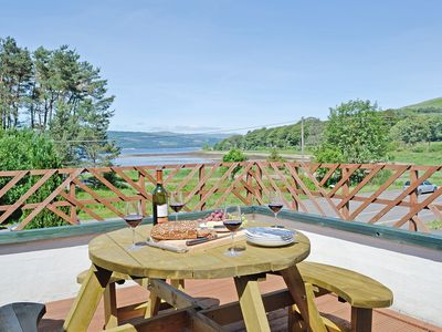 Photo for 2 bedroom accommodation in Strachur, near Cairndow