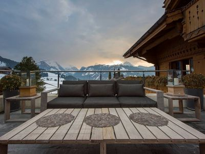 Photo for Private Pool & Spa Chalet with Stunning Views