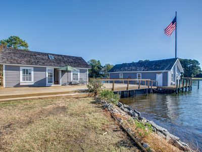 Photo for Waterfront Cottage in the Heart of Irvington Near Tides Inn Resort