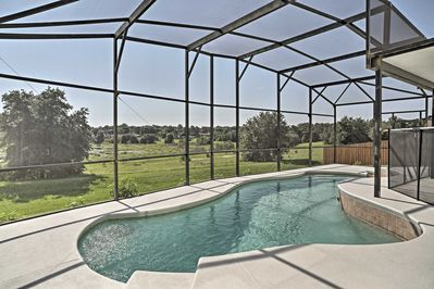 This vacation rental house is perfect for your Orlando area family vacation.