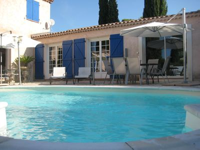 Photo for DETACHED VILLA 4 PEOPLE SWIMMING