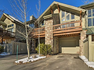 Photo for NEW! Cozy Townhome 4 Miles to Winter Park Resort!