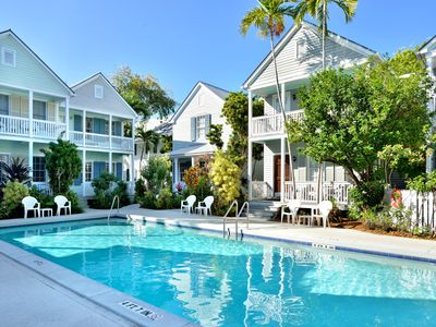 Dancing Palms Villa ~ Hidden in the Heart of Old Town