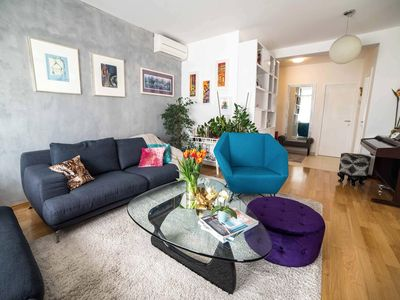 Photo for Three bedroom apartment with terrace Split