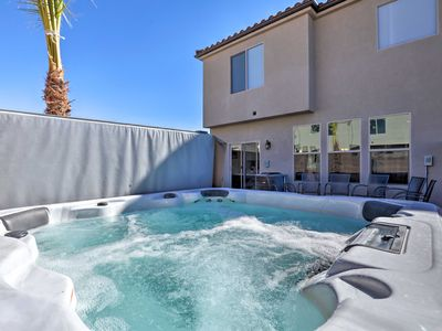 Photo for NEW! Townhome w/Priv Hot Tub -Near St George, Zion