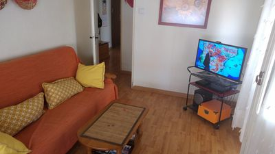 Photo for APARTMENT IN SANTA POLA CENTRAL LOCATION MAR Y TOSOS THE SERVICES