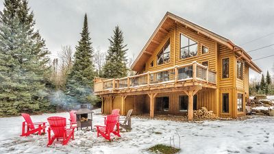 Photo for Le Mont-Tremblant 1 by Residences Boutique, luxury cottage near ski Tremblant