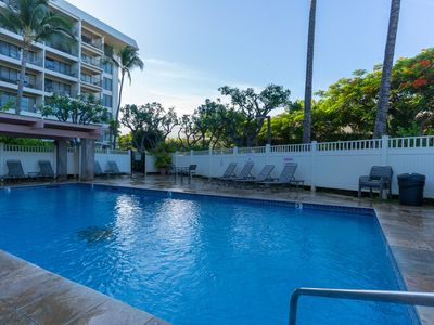 Photo for Kihei Akahi #B-203 2Bd/2Ba Steps from Kamaole Beach, A/C Throughout, Sleeps 6