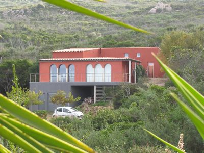 Photo for Architect Villa with exceptional view over Ajaccio bay