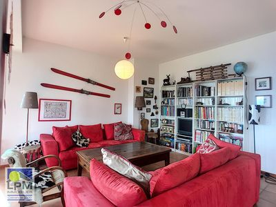 Photo for Riondaz 8 Roomy and bright apartment of 4 ½ pieces (8 people – 132sqm) situated at the second floor