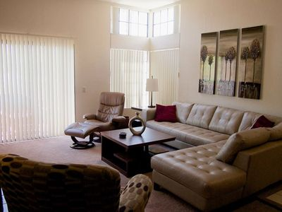 Photo for Planet Claire - Swanky Palm Springs Condo sleeps 2-4
