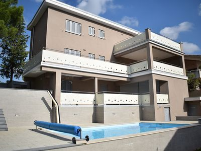 Photo for Luxury Apartment Adria 3 with Pool