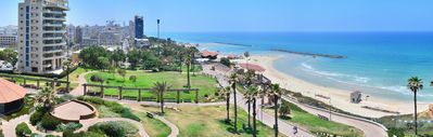Photo for 4BR Apartment Vacation Rental in Netanya, Center District