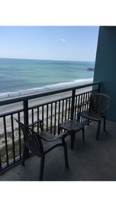 Photo for Oceanfront Condo on the Boardwalk!- Enjoy Sandy Beaches & Breathtaking Views!