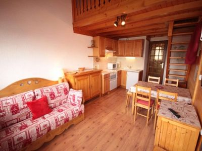 Photo for Apartment Hauteluce, 2 rooms, 6 persons