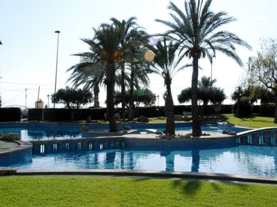 Photo for Spectacular apartment with sea views in El Campello
