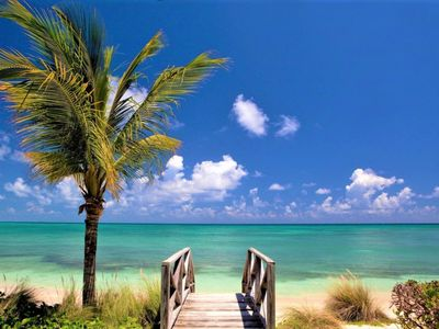 *Please Enquire - Specials available certain dates - 3 bedroom beachfront villa at Jumby Bay