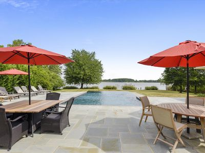 The Bay House on Easy Lane - Pet-Friendly Waterfront Home w/ Pool!