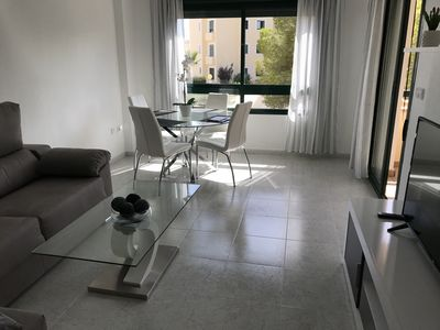 Photo for 2 bedroom apartment standing golf Campoamor