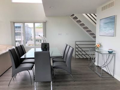 2nd floor features and open concept living space