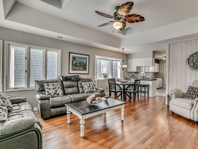 Photo for Summer Special Rates! New to Rental! Gorgeous Recently Remodeled Home 3 Blocks from the Beach