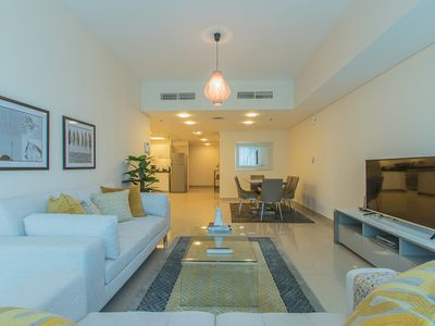 Photo for Brand New 1BR in Park Tower,DIFC