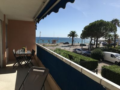 Photo for Beautiful 2 bedroom apartment by the sea (4 pers)
