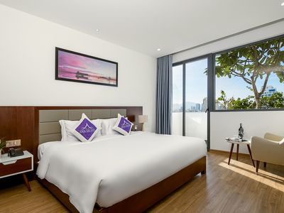 Photo for Aria Grand Hotel and Apartments ( Balcony Double2)
