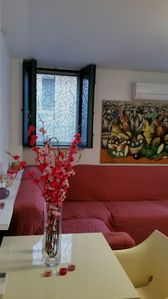 Photo for Luxury Apartment in Taormina center a short walk from the Greek Theatre