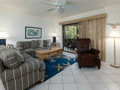 Photo for #1041 Sanibel Moorings Courtyard View
