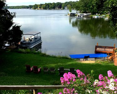 Photo for Lake Beulah, Newly remodeled lake house on SE Wisconsins cleanest lake