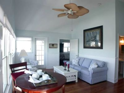 Photo for Bed & Breakfast on Bald Head Island- Marsh Harbour Inn - Yacht Master Suite