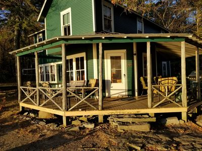Photo for Secluded Lake Champlain Home on 1200' of Frontage
