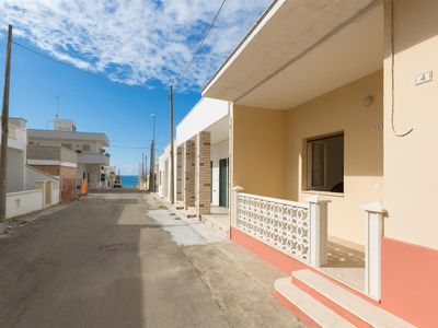 Photo for 816 Basic house 100 meters away from the sea of Mancaversa