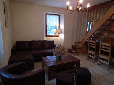 Photo for Detached house 12 people with garden in the center of runway walk Valloire