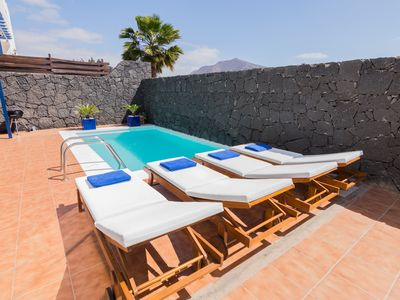 Photo for Villa Alexia with private pool, air conditioning, wifi ..