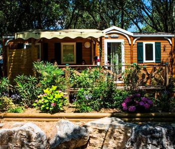 Photo for Camping Les Cascades **** - Cottage Super Titania 4 rooms 6 persons