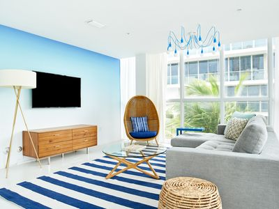 Photo for Sonder | Collins Ave | Alluring 2BR + Rooftop
