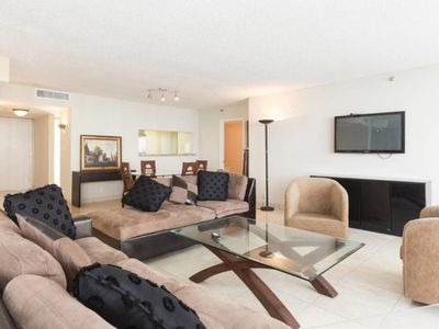 Photo for Large Penthouse  with bay and city view,Miami