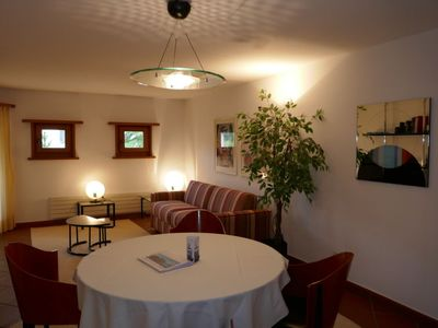 Photo for Apartment Chesa Polaschin B - B6 in Sils Maria - 4 persons, 1 bedrooms