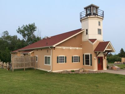 Photo for North Shore Lighthouse Suites ~ Anderson Suite~With Sauna and Outdoor Fire Pit