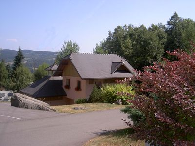 Photo for Camping and rent **** Chalets 4 or 6 people. summer / winter heated pool tennis