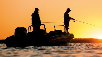 """Photo for FISHING @  """"HERE ON THE BAY"""""""