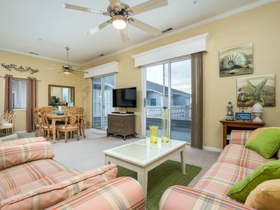 Photo for Beautiful Bayfront w/ Pool - Near N. End of Boardwalk!