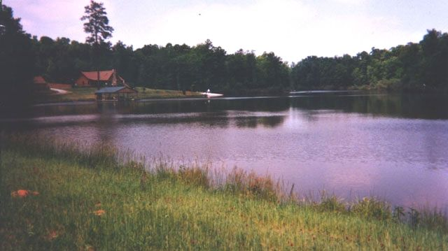 Cabins On A Private 14 Acre Lake