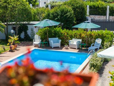 Photo for Villa with pool in trulli area Alberobello